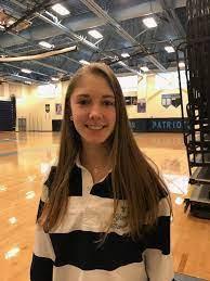 Athlete of the Month: Julia Hays – Yorktown Sentry