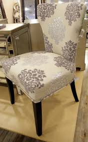 fabric needed for dining room chairs. home goods; love this for a desk chair. fabric needed dining room chairs n