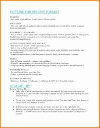 Order Of Education On Resume 24 How To List Education On A Resume Resume Type 18