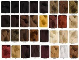 Kanekalon Braiding Hair Color Chart Rast A Fri Freedom Silky Classic Jumbo