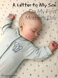 A letter to my son on my first mothers day chicago jogger txt