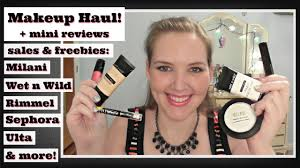 beauty huge makeup haul reviews s freebies from s ulta