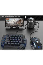Mix3 Mıx 3 Pubg Oyun Konsolu Klavye Mouse Bağlayıcı 3ın1 Fiyatı, Yorumları  - TRENDYOL