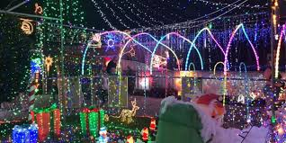 Bay Fm Christmas Lights Map Central Coast Christmas Lights Map 2019 Playing In Puddles