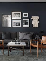 The Best Dark Grey Walls Ideas Dinning On Gray Wall Living Room Ideas Com