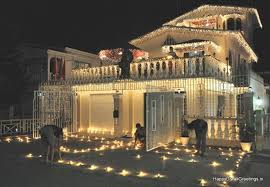 Diwali Light Decoration Designs Beautiful 100 Diwali Lighting Decoration Ideas For Home 20100 56