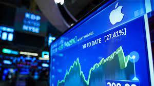Dow Jones: Neuordnung nach Apple-Aktien ...