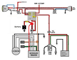 xs650 bobber wiring diagram solidfonts wiring diagram for xs650 bobber maker