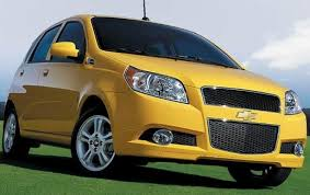 2010 Chevrolet Aveo - Information and photos - ZombieDrive