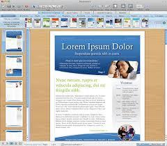 Newsletter Templates Word 2008 Mac Resume Template Microsoft Word