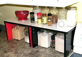 corner counter shelf kitchen com small space saver organizer storage ideas racks countertop for bathroom corner counter shelf