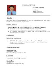 Formatting A Resume Resume Badak