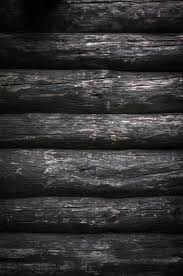 rock black and white wood texture floor wall construction log pattern line black monochrome material close