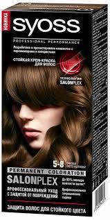 Краска д/волос <b>Syoss</b> 5-8 ореховый светло-каштановый ...