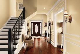 hallway paint colorsBehr Paint Colors  Bold Paint Ideas