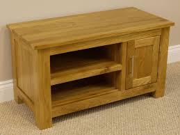 small tv units furniture. OAKLAND CHUNKY OAK SMALL TV UNIT / PLASMA STAND CABINET Small Tv Units Furniture