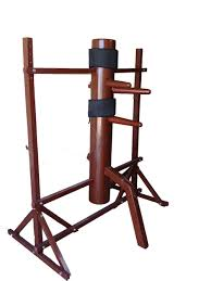 ip man wing chun wooden dummy with stand 57 dummy