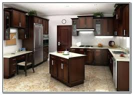 Kitchen Cabinets Remodel Impressive Bay Kitchen Cabinets Classic Cognac Remodel Hampton R Ygtylmzco