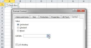 Add checkboxes to an Excel spreadsheet   PCWorld