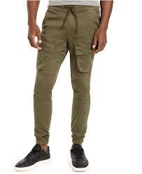 Mens Cargo Jogger Pants Created For Macys