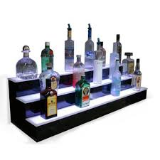 Bar Bottle Display Stand FirstClass Led Illuminated Display Stand For Champagne Wine 1