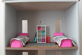 ikea miniature furniture. Interesting Miniature I Cut Out Frames From The IKEA Catalog And We Taped Them On To Walls  Form A Small Gallery Wall Spray Painted Table Chairs Gold Because  With Ikea Miniature Furniture O