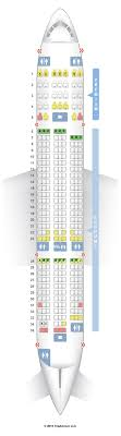 787 Dreamliner Seating Chart Best Of Air Canada 787 9 Seat
