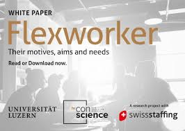▷ Flexworkers are the subject of a new study | Presseportal