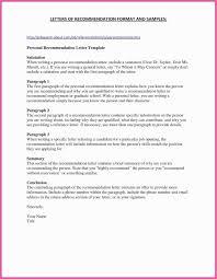 Nanny Recommendation Letter Sample Best Reference Letter Keywords