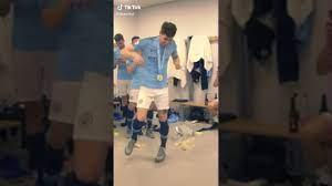 John Stones - Dance Manchester City - YouTube