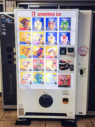 Used Ice Vending Machines Custom Vending Machines In Japan Why So Japan