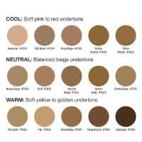 Arbonne Blush Color Chart 25 Best Ideas About Arbonne