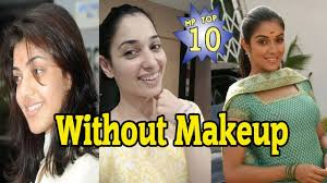 20 shocking looks of south actress without makeup you don t believe