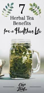 Herbal Tea Chart 7 Herbal Tea Benefits For A Healthier Life Cup Leaf