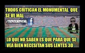 Universitario: los divertidos memes por la cancha del Estadio ... via Relatably.com