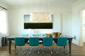 beach house chandelier dining rooms turquoise chairs blue shoal by modern take on currey and company