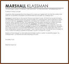 Unemployment Letter Sample Filename Msdoti69