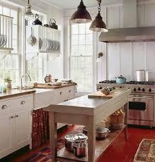 cottage kitchen lighting. jim stricklandu0027s kitchen design cottage lighting k
