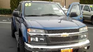 SOLD-2005 Chevrolet Colorado Extended Cab Z71 4X4 Art Gamblin ...