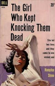 the who kept knocking them dead by hton stone cover art by robert mcginnis