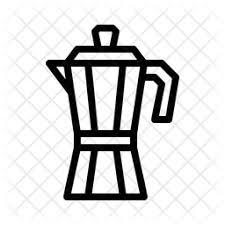 Las imágenes gratuitas son píxeles perfectos para adaptarse a su diseño y están disponibles tanto en png como en vector. Coffee Pot Icon Of Line Style Available In Svg Png Eps Ai Icon Fonts