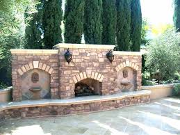 build your own outdoor fireplace building outdoor fireplace building your own outdoor fireplace meval castle styled
