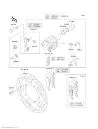 Kawasaki oem part 41080 0095 cm discfrsilver ebay e433b86674661c31f4a9db063707ab3d 282881826359 kawasaki parts diagram choice image