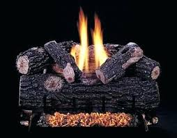 glowing embers for gas fireplace glowing embers for gas fireplace double burner with oak logs glowing