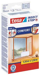 Tesa Insect Stop Comfort Fliegengitter Für Fenster Insektenschutz
