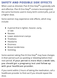 Should I Take My Birth Control After Taking Plan B Took Plan B Period Late Why Is My Period Late After Taking