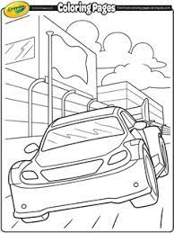 Color these cars coloring pages, and your child will enter into a new automotive world. Cars Free Coloring Pages Crayola Com
