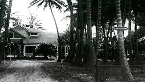 Chart House Waikiki History Our History Halekulani
