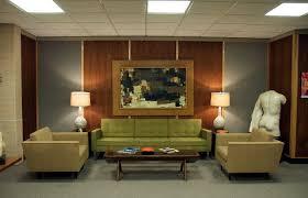 don draper office. The Mad Men Office Reception Area Don Draper