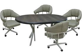 kitchen table and chairs with casters dinettes dining room furniture tables matching chair sets kitchen sets kitchen table and chairs with casters